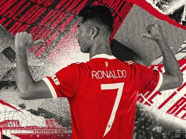 Tin bóng đá 9/9: Rooney tin Ronaldo sẽ giúp MU cạnh tranh danh hiệu