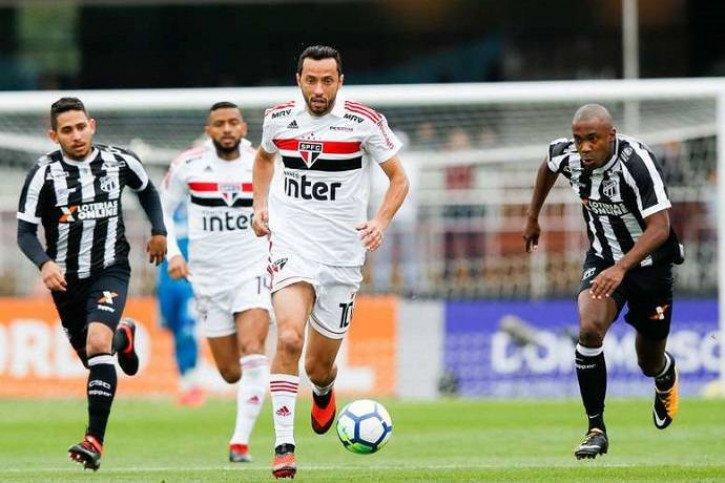 Nhận định kqbd Sao Paulo vs Ceara ngày 15/10